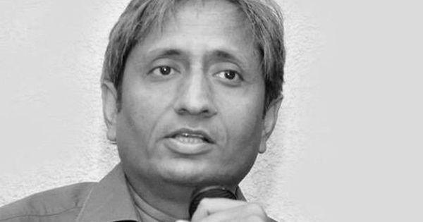 क्या वाक़ई रवीश कुमार ने प्रधानमंत्री नरेंद्र मोदी को 'गुंडा' कहा है?