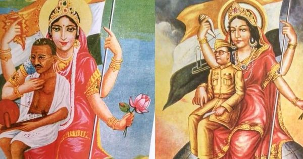 How nationalists devised the idea of equating India with a mother