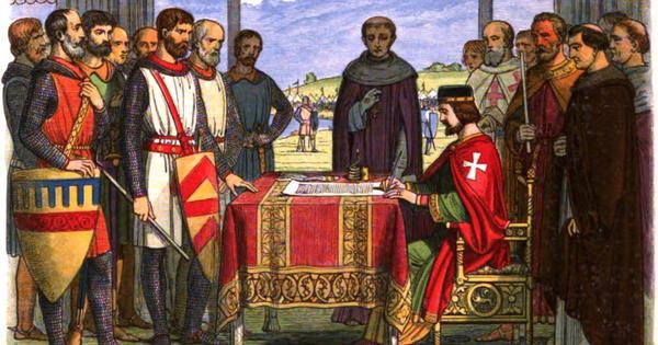 803 साल पहले आज ही तय हुआ था कि कानून सबसे ऊपर रहेगा