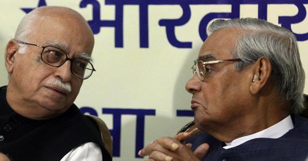 लालकृष्ण आडवाणी प्रधानमंत्री पद के लिए अटलजी को खुद से ज्यादा योग्य क्यों मानते थे?