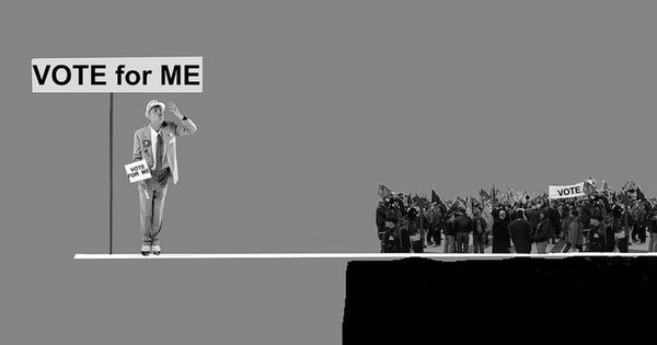 क्या लोकतंत्र की पाठशाला में आज हमारी पीढ़ियां राजनीति के सबसे आत्मघाती सबक सीख रही हैं?