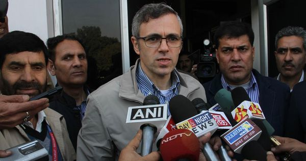 Centre's proposal to scrap Article 35A will not help any region of Jammu and Kashmir: Omar Abdullah