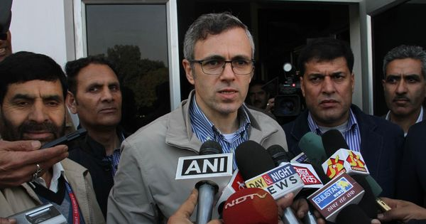 Centre's special representative to Kashmir is acting like a 'super chief minister': Omar Abdullah