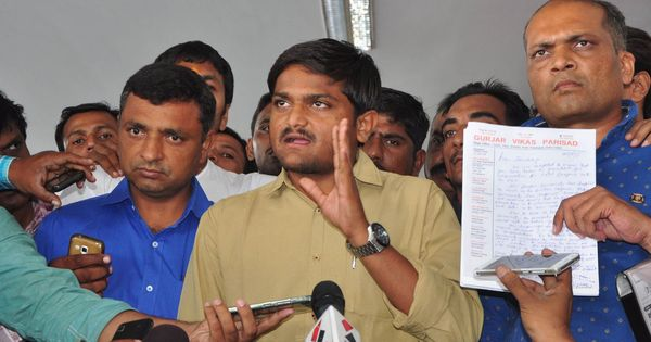 Gujarat's Hardik Patel dilemma: 'Right now we are discussing voting against the BJP, but who knows?'