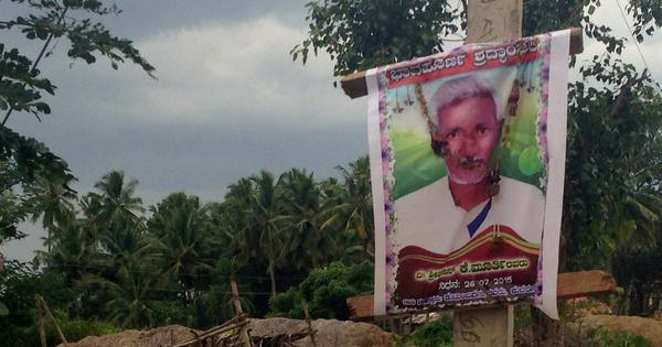 India has not published data on farmer suicides for the last two years