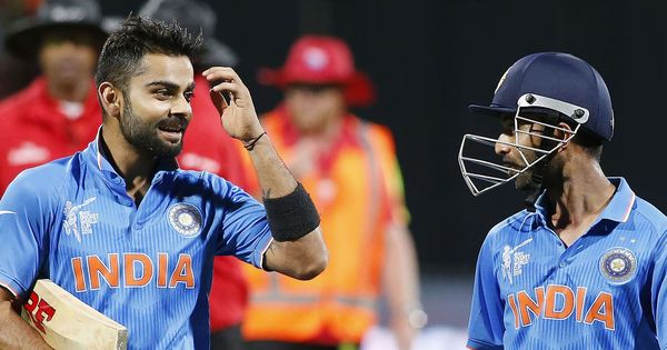 Ajinkya Rahane will open in all five ODIs against Windies: India skipper Virat Kohli