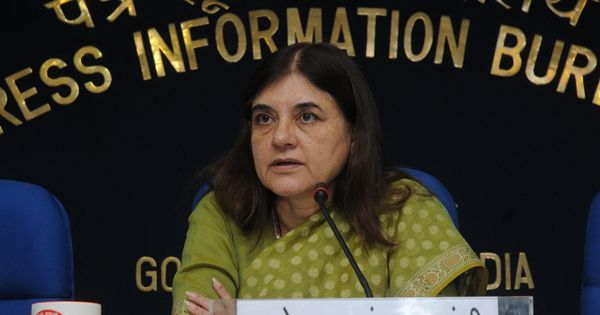 Maneka Gandhi writes to Bollywood producers to comply with the Sexual Harassment at Workplace Act