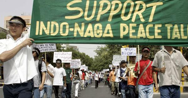Naga talks with Centre postponed after raids on leader's house in Kohima