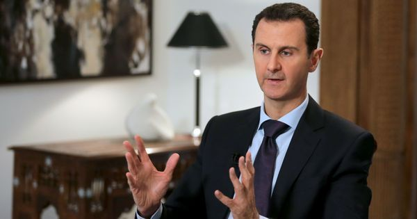 सीरिया ने राष्ट्रपति बशर अल-असद को मिला फ्रांस का सर्वोच्च सम्मान लौटाया