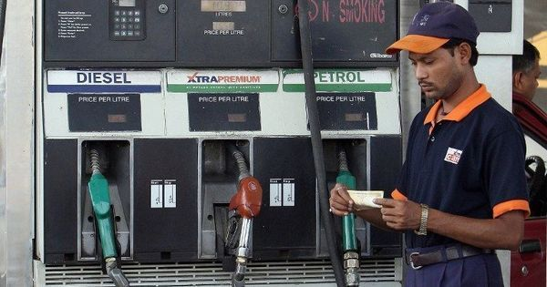 Petrol and diesel prices hit record highs
