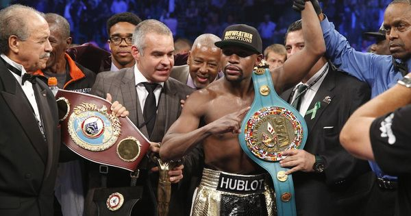 'Coming out of retirement in 2020': Floyd Mayweather teases yet another return to boxing