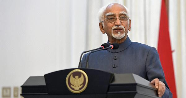 Aligarh Muslim University violence: Ex-Vice President Hamid Ansari backs demands for judicial probe