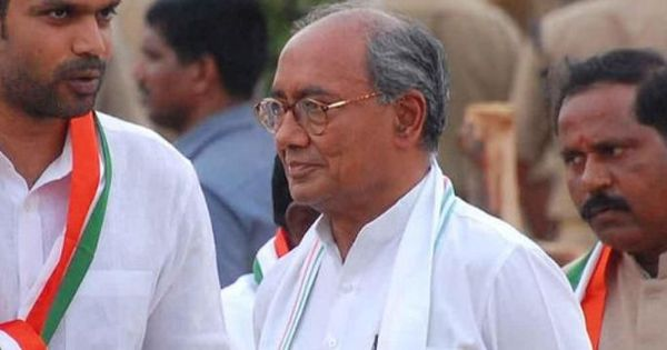 Vyapam scam: Digvijaya Singh deposes in Bhopal special court for over two hours