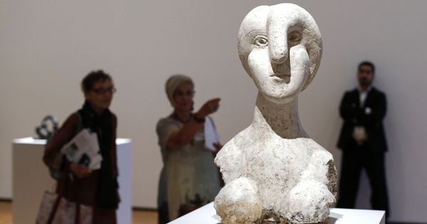 क्या आप मूर्तिकार पाब्लो पिकासो को भी जानते हैं?