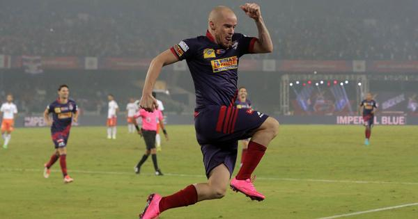 ISL top-scorer Iain Hume to play for FC Pune City in upcoming season