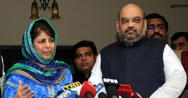 The big news: BJP pulls out of J&K coalition government with PDP, and nine other top stories