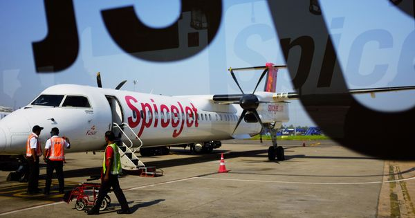 Maharashtra: SpiceJet plane skids off runway at Shirdi airport, operations suspended temporarily