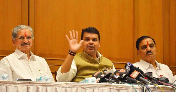 महाराष्ट्र सरकार ने किसानों के लिए 34 हजार करोड़ की कर्जमाफी का ऐलान किया