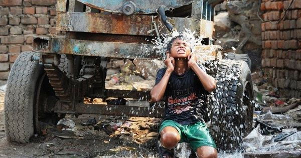 Why some neighbourhoods in Delhi have access to water for just one to two hours a day