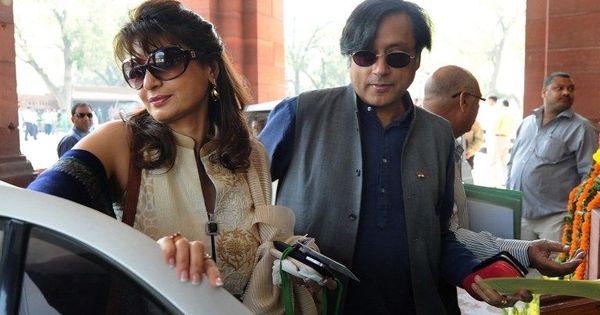 सुनंदा पुष्कर की मौत के बाद सील किए गए सुइट को अदालत ने खाली करने का आदेश दिया