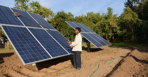 The gleam of solar power is blinding India to the challenges of switching to renewable energy