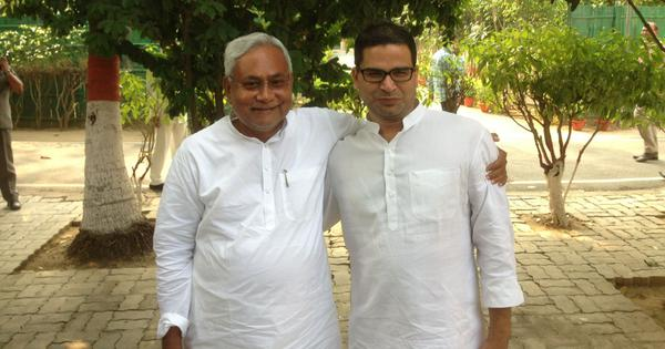 JD(U) rift: Inducted Prashant Kishor in party on Amit Shah's request, claims Nitish Kumar