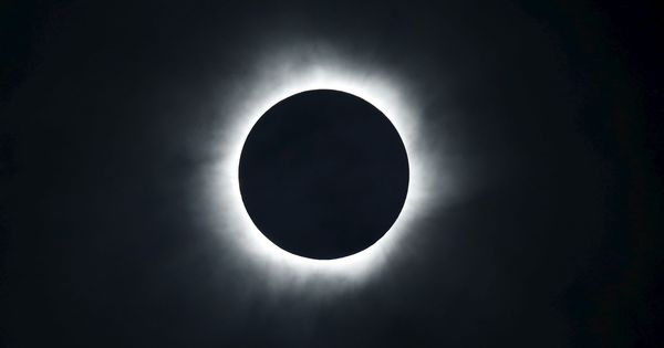 Solar eclipse in US: 'Trump voters stared and went blind but don't regret their decision'