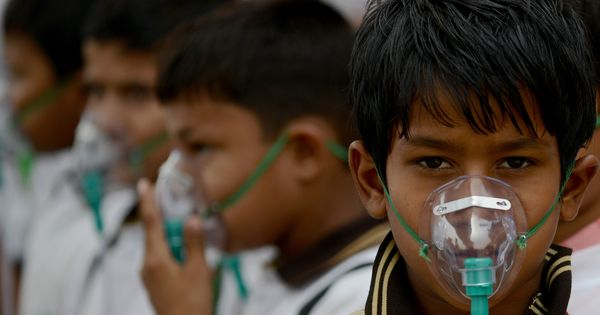Enforcing stronger climate action could help India improve its air quality