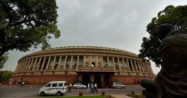 Budget Session: Parliament adjourned for the day, no-trust motion is not taken up