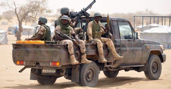नाइजर : आतंकी हमले में कम से कम 70 सैनिकों की मौत