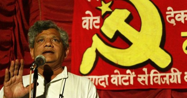 The Left may not matter much in national politics, but Sitaram Yechury continues to be a key figure