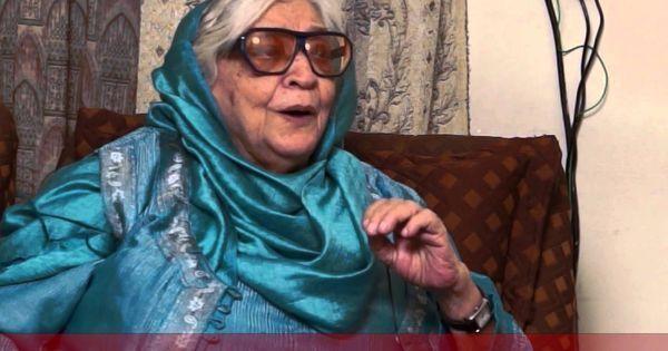 Iconic Hindi writer Krishna Sobti dies at 93