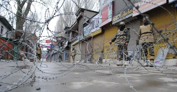 Jammu & Kashmir: Two suspected militants killed in encounter in Pulwama's Bahmnoo area
