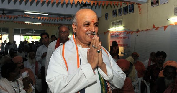 RSS is fixing Vishwa Hindu Parishad polls to oust Pravin Togadia, group's president suggests