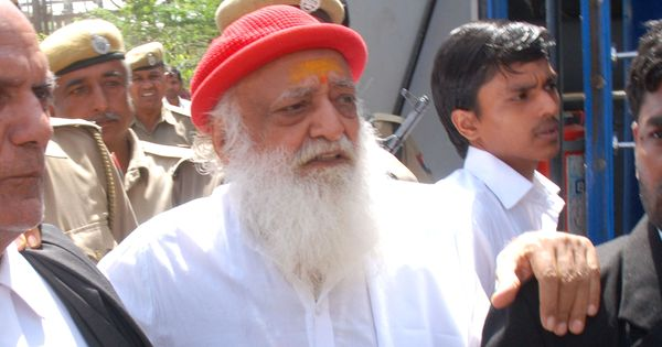 Jodhpur court convicts self-styled godman Asaram, two others in rape case