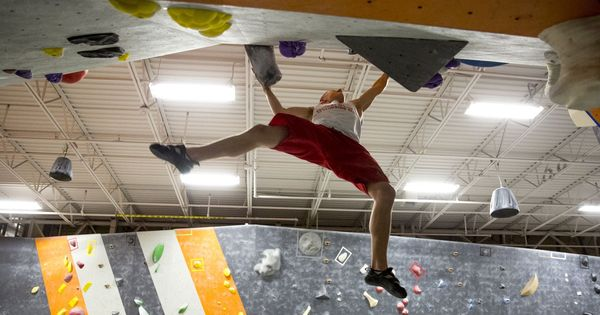 Sixth edition of Sport Climbing World Cup to be held in Mumbai