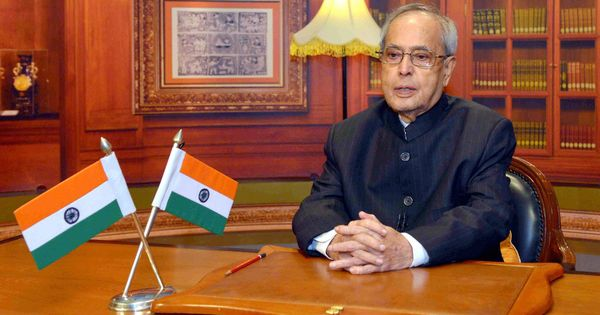 How Pranab Mukherjee used his Presidential campaign for the UPA's benefit