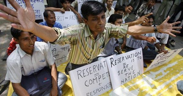 Reservation brings out the merit already inherent in marginalised communities: Social justice expert