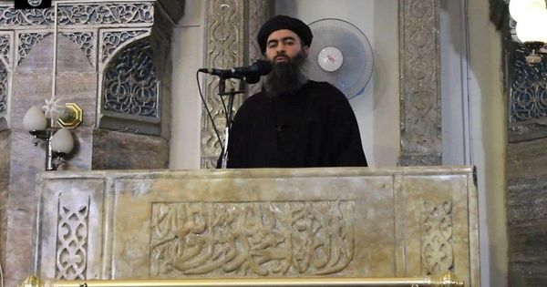 Death of Islamic State leader Abu Bakr al-Baghdadi almost 100% certain, says Russian minister