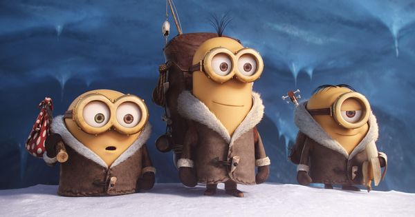 'Despicable Me' beats 'Shrek' films to emerge as world's highest-grossing animation series