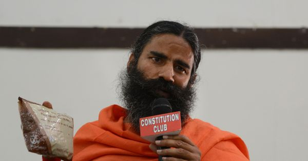 Delhi court bars sale of book about Ramdev