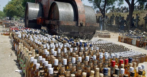 Video: Why politicians bat for prohibition even though it has never worked in India