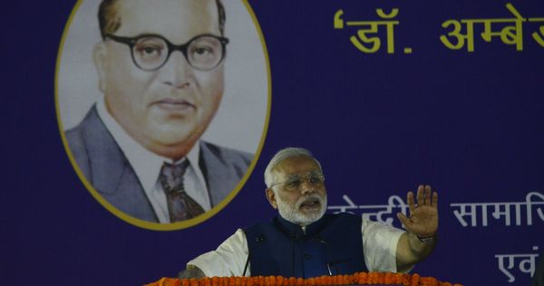 The Modi-Shah BJP is supposed to be pro-Dalit. So why didn't they see the April 2 protests coming?