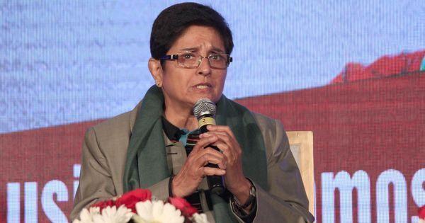 Puducherry Lt Governor Kiran Bedi asks PM Modi to set up Cauvery Management Board immediately