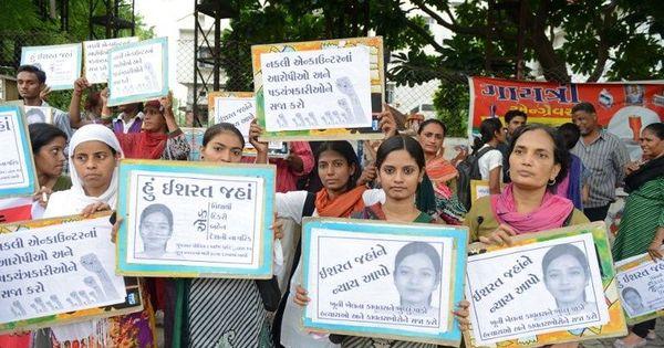 Ishrat Jahan fake encounter case: CBI opposes discharge pleas of two Gujarat Police officers