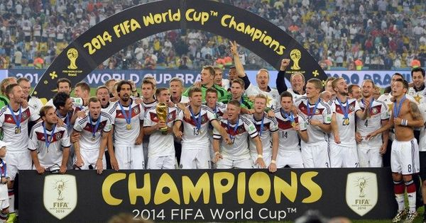German players will get €350,000 bonus each for defending Fifa World Cup title