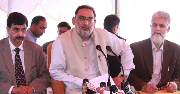 Kashmir's ruling party sacks top leader for harming its 'core agenda'. It must explain what that is