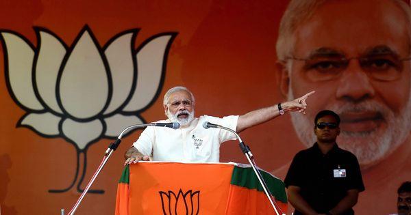 क्या भाजपा 'दक्षिण'पंथ में भटक गई है?
