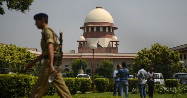 Resetting the system: Technology can bring greater transparency to India's Supreme Court