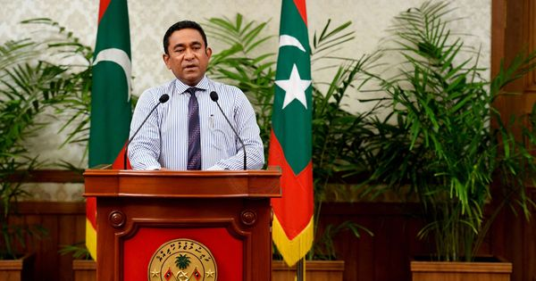 Maldives will not extend emergency, will charge judges, ex-president with bribery, says envoy